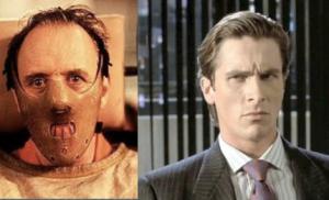 Lecter or Bateman?